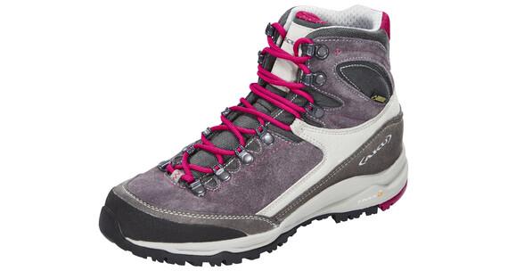 AKU Gea GTX Shoes Women Grey/Magenta